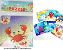 Puzzle 25 pièces