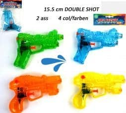 Double shot à eau