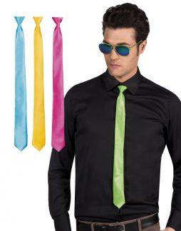 Cravate neon