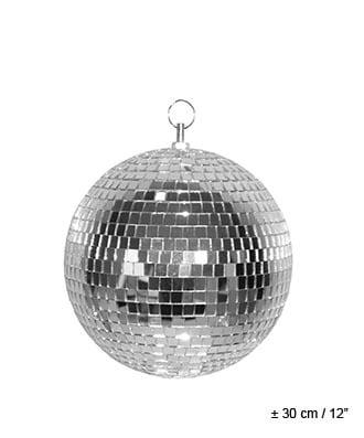 BOULE A FACETTES 30 CM (Boule Disco Party)