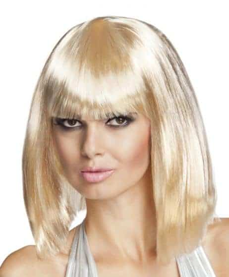 PERRUQUE DANCE BLONDE