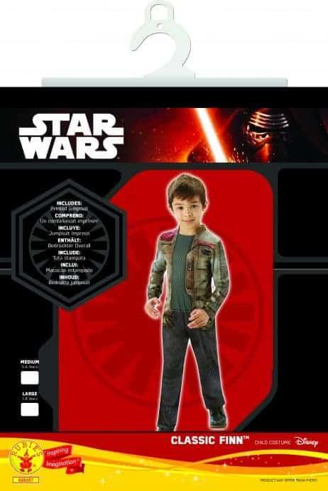 Costume FINN Star Wars