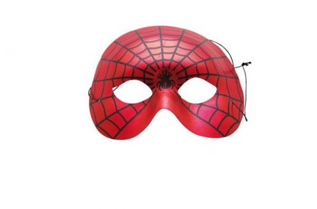 Masque loup araignee