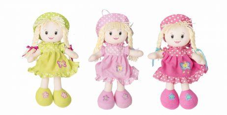 Petites poupées chiffon