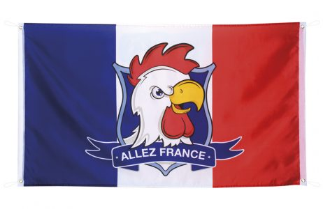 Drapeau supporter France