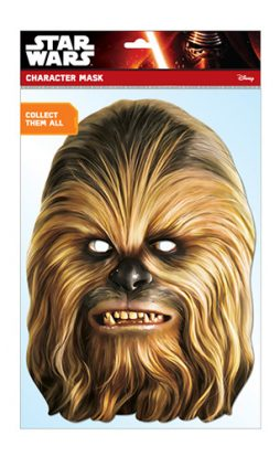 Masque Chewbacca