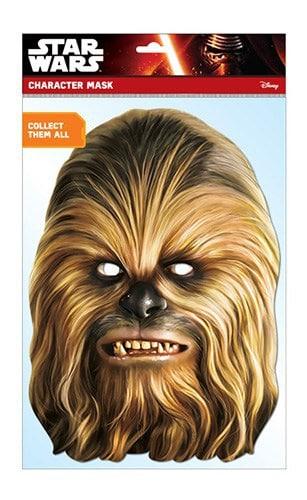 Masque Chewbacca