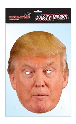 Donald Trump masque