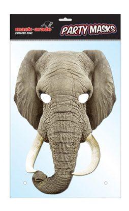 Masque elephant
