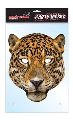 Masque de léopard