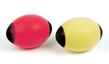 Ballon rugby en mousse