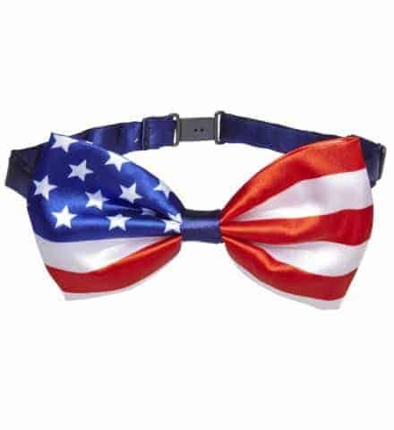 Noeud drapeau USA