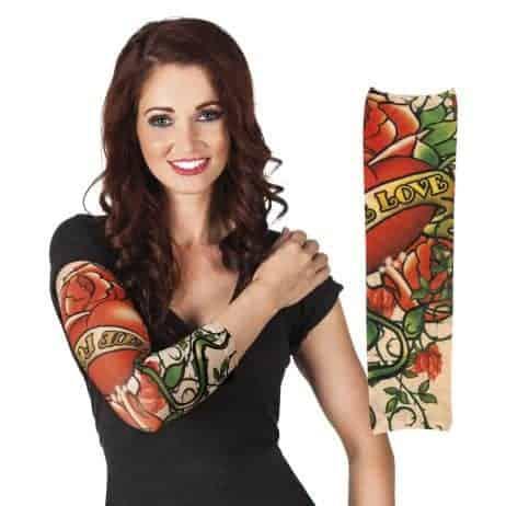 Brassiere tatouage