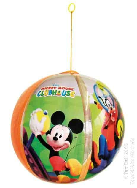 Balle au doigt Mickey