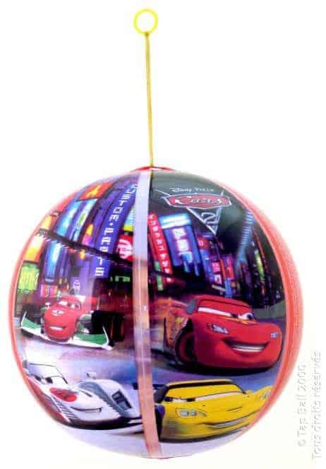 BALLE AU DOIGT CARS