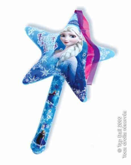 BAGUETTE STAR FROZEN (Frozen - La Reine des neiges) Baguette Gonflable