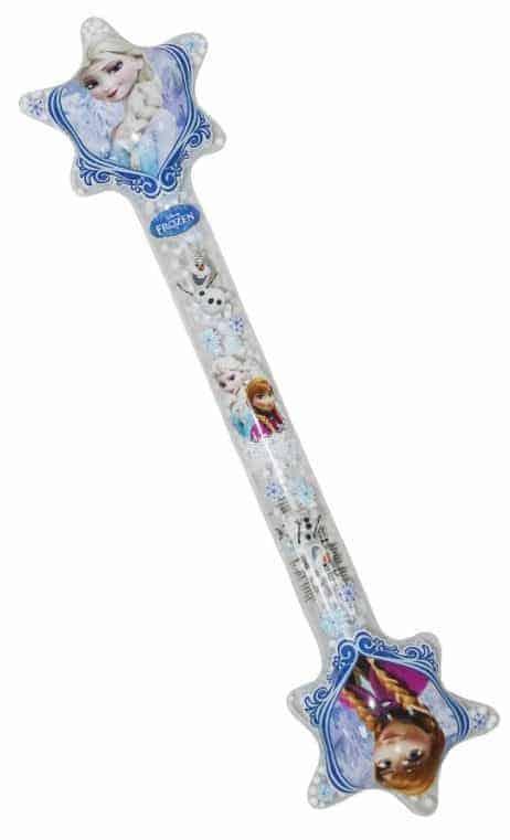 BAGUETTE MAGIQUE FROZEN (La reine des neiges) Gonflable et lumineuse