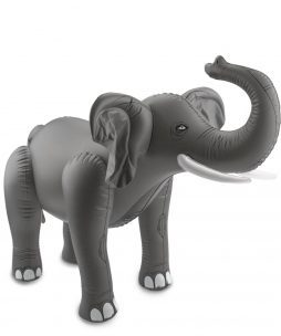 DECO ELEPHANT GONFLABLE