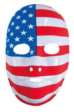 Masque USA plastique