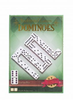 Coffret dominos