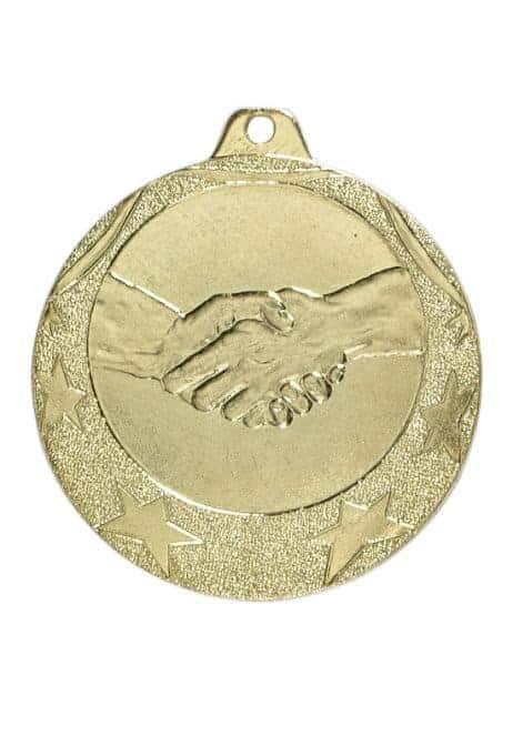 Medaille de l'amitie 5 cm