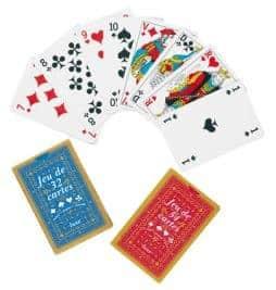 Jeu de 54 cartes