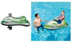 Moto aquatique gonflable