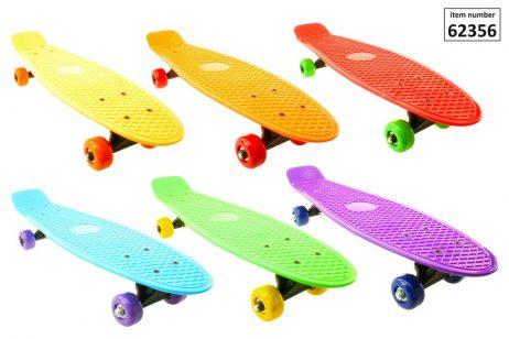 SKATEBOARD - CLASSIQUE (Planche 56 cm - 6 coloris)