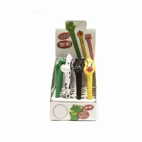 Stylos animaux