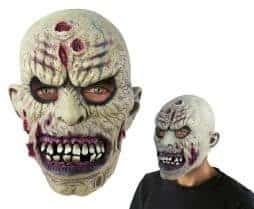 Masque zombie sang
