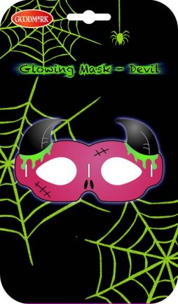 Masque glow in the dark