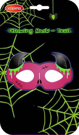 Masque glow in the dark