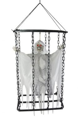 Cage déco Halloween