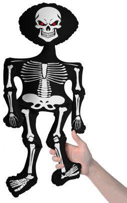 Squelette gonflable 74 cm