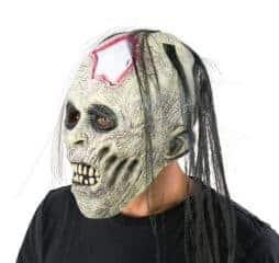 Masque zombie squelette