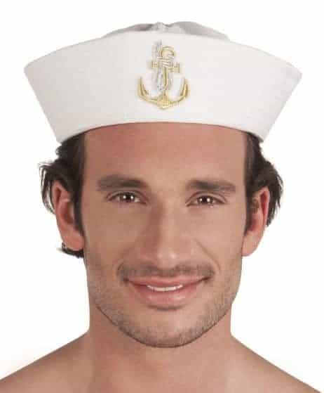 BOB DE MARIN AVEC ANCRE (Chapeau marin)