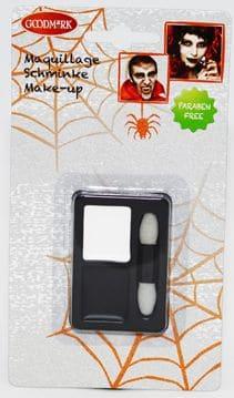 Kit noir et blanc maquillage