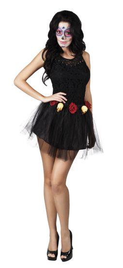 Tutu noir Halloween