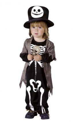 Costume petit squelette