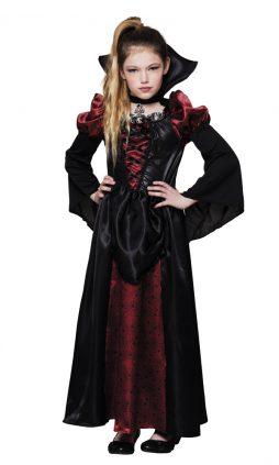 Costume vampire fille