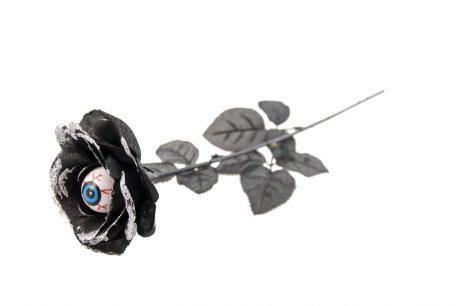 Rose noire 50 cm
