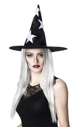 Chapeau + perruque