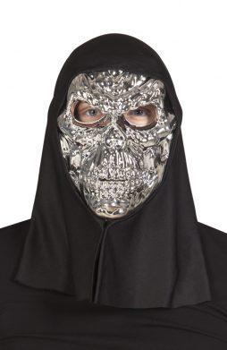 Masque bourreau squelette