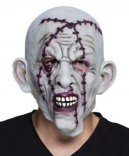 Masque zombie cicatrice