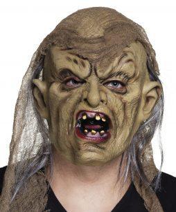 Masque souple de zombie