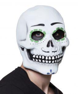 Masque fete des morts