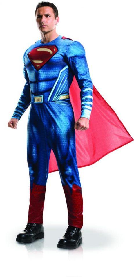 DÉGUISEMENT SUPERMAN (Taille adulte M/ L)