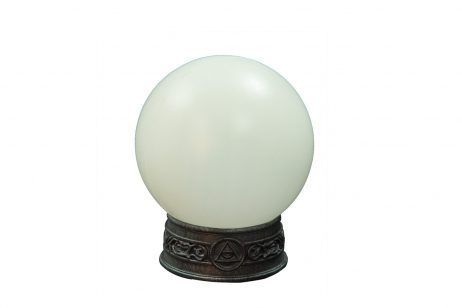 Boule de cristal animée