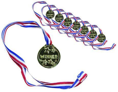 MÉDAILLES CHAMPIONS (Cordons BBR)
