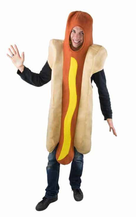 COSTUME HOT DOG (Déguisement Adulte)